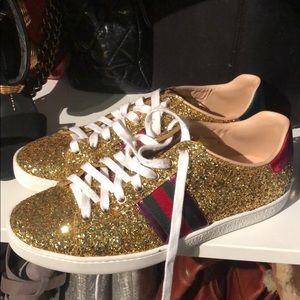 dd3c0d522e2 Women s Glitter Gucci Shoes on Poshmark